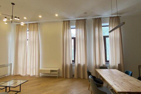 curtains in livingroom