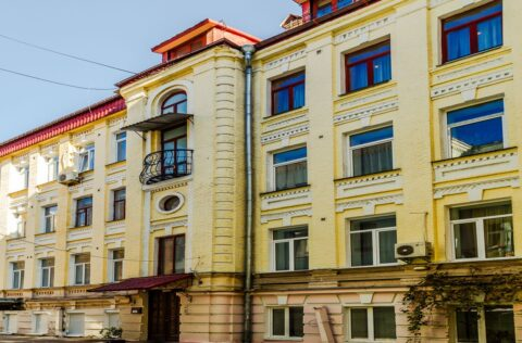 historic houses in kyiv