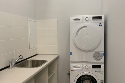 white laundry
