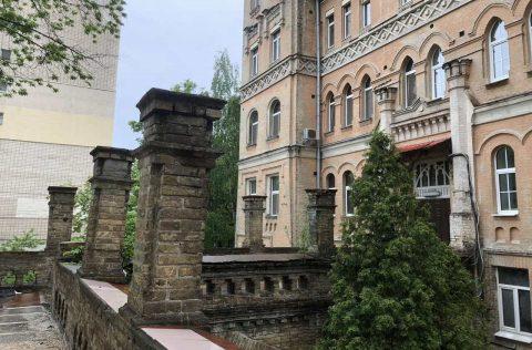 the courtyard olesya honchara