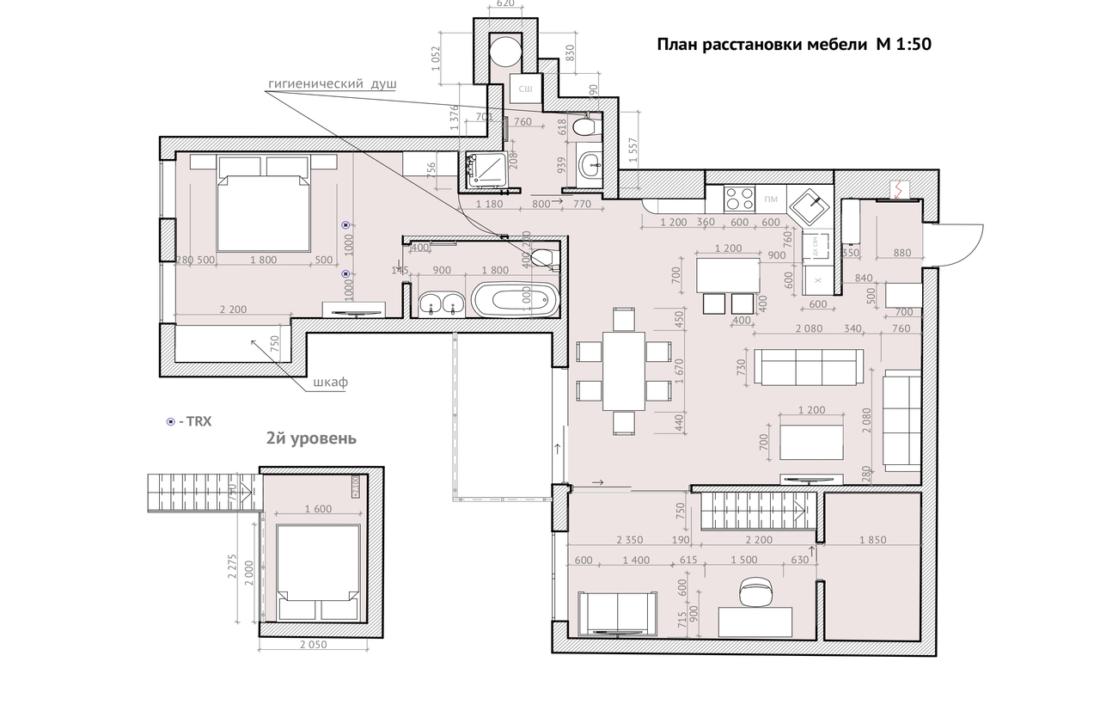 Gorkogo 26 apartment plan