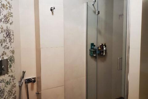 show in bathroom