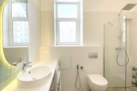 bathtube with shower and bathtube