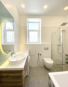 vestor estate bathroom