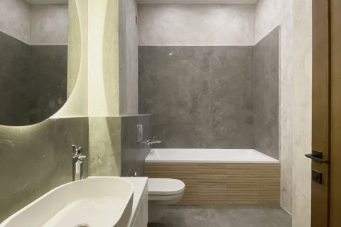 sink and bathtube