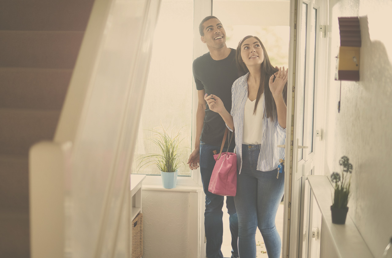 short-term renting out