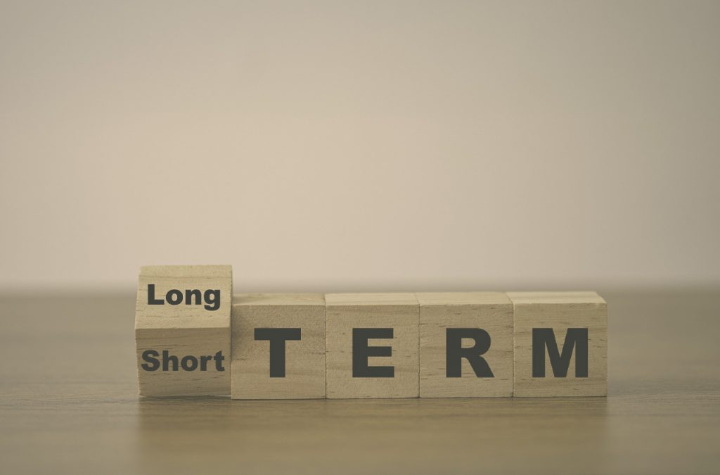 short-term vs long-term renting out